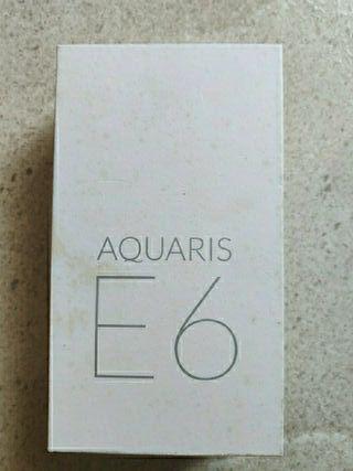 BQ AQUARIS E6