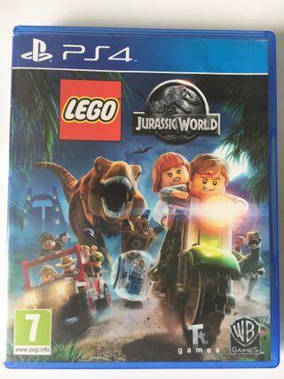 LEGO Jurassic World para PlayStation 4