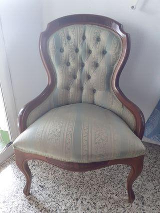 sofá antiguo/vintage