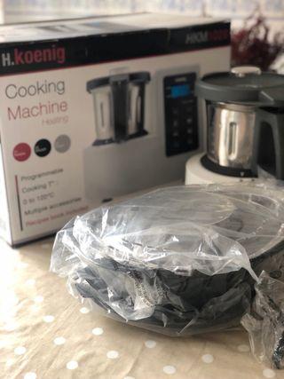 Robot de cocina, h.koenig