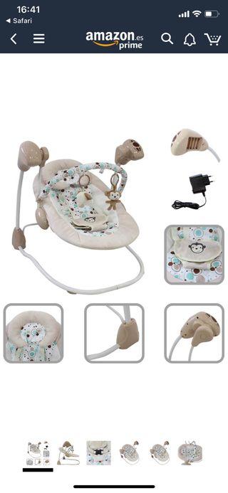 Hamaca-columpio para bebés