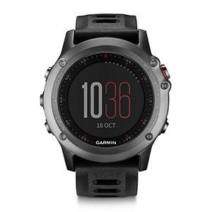 reloj garmin fenix 3 + banda frecuencia cardiaca