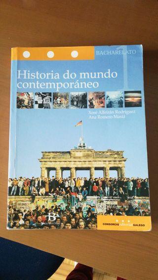 libro historia 1º de bachiller