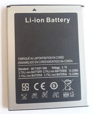 Batería para SAMSUNG Galaxy Note 3