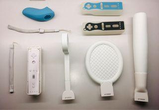 Accesorios Nintendo Wii