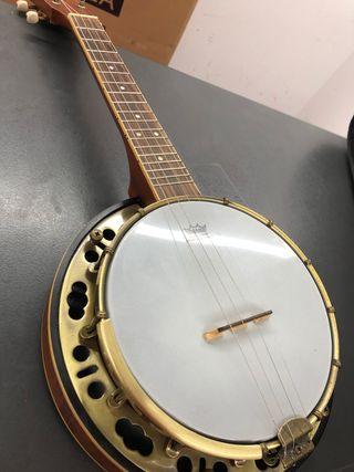 Ukelele Banjo Harley Benton