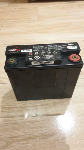 bateria génesis ep 12v 16ep