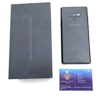 Samsung Galaxy Note 9 128Gb Original Factura Libre