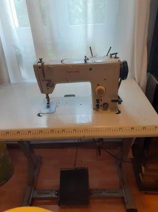 """Máquina de coser """"Industrial"""" con zig zag"""