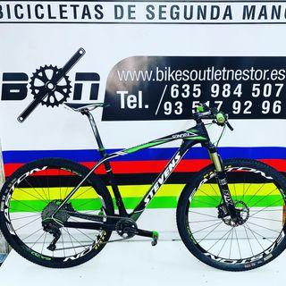 Bicicleta Stevens Sonora es 29 carbon