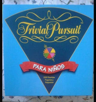 Trivial Pursuit para niños