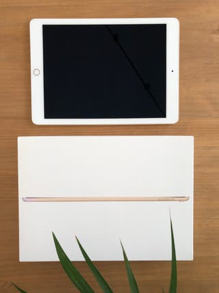 iPad Pro de 128GB Gold impecable