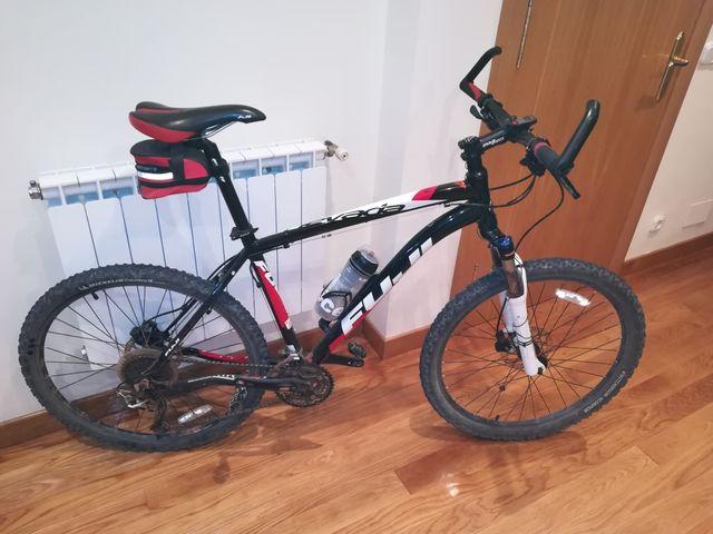 bici mtb fuji 1.0 talla m