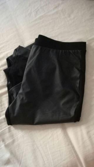 pantalon legging de mujer talla L grande