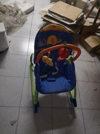 mecedora bebé Fisher price