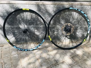 Ruedas bicicleta BTT Syncros XR-RC 27.5