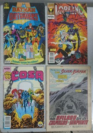 COMICS MARVEL Y DC VARIOS