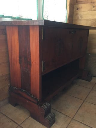 Mueble de cocina antiguo vintage