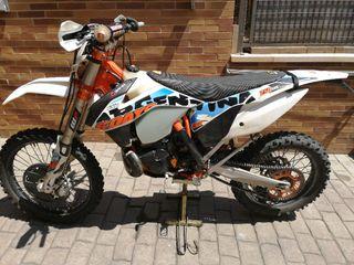 KTM 250 exc sixdays