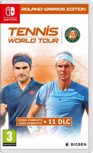 Tenis World Tour Nintendo Switch