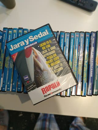 DVD Pesca Jara y Sedal