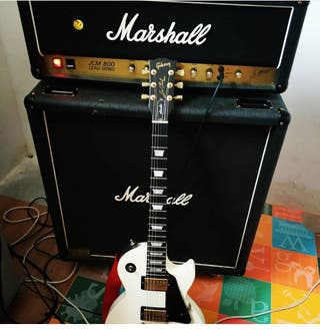 Gibson Les Paul Studio Blanca