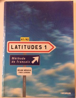 Libro francés Latitudes 1