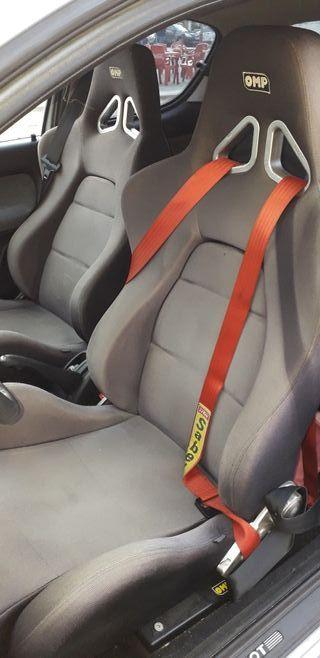asiento Peugeot 206