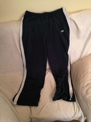 Pantalón de Chandal azul marino Nike Talla grande