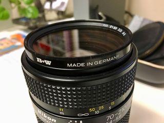 Objetivo Nikon 70-210 f4-5,6