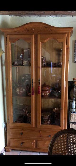 vitrina,vajillero