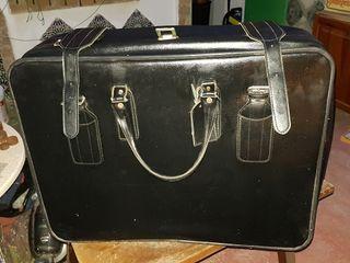 gran maleta vintage