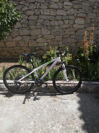 BICICLETA DE MONTAÑA ORBEA MX 24 XC ALUMINIO 7 VEL