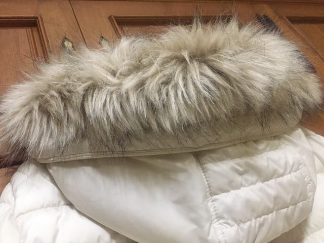 Chaquetón Invernal Blanco