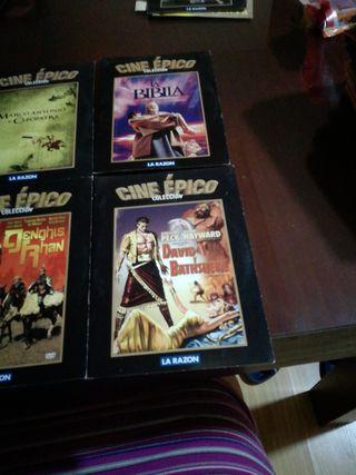 Películas de cine Épico