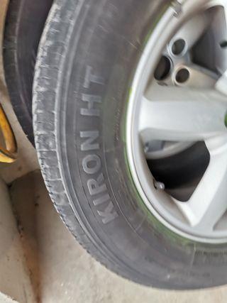 Neumáticos y llantas Hyundai Santa Fe