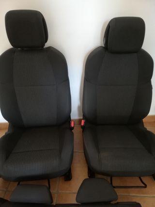 Conjunto de asientos