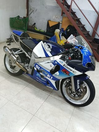 Suzuki gsxr 600 2003
