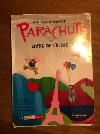 Parachute 1 FRANCÉS Santillana