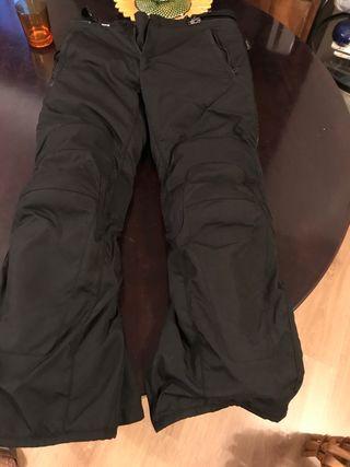 Pantalones Dainese Gore-Tex Talla 48. Moto