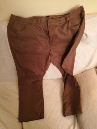 Pantalones tallas grandes (60-62) 5 euros