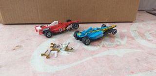 Lote 2 coches Carrera Go!