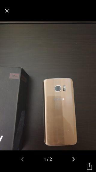 Teléfono Samsung Galaxy S7 Edge 32 Gb