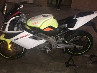 Despiece derbi gpr 50