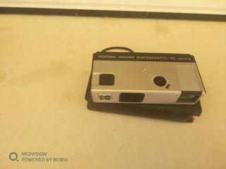 cámara de fotos kodak