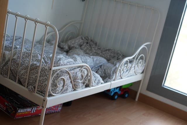 Cama Minnen extensible de Ikea