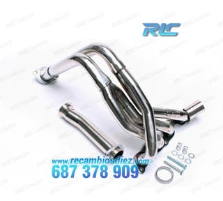 COLECTORES INOX VW POLO 6N 8V