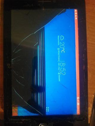 vendo tablet con pantalla rota
