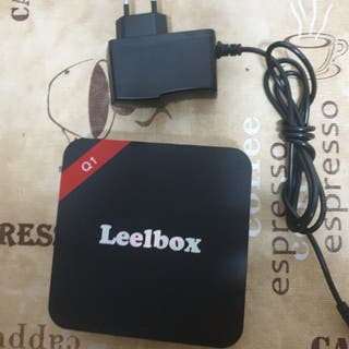 tv box Smart tv android 6.0 4k 2.4g wifi