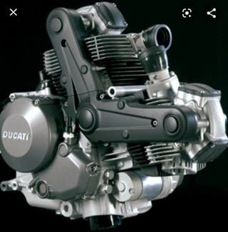 motor ducati monster 696 despiece entero.